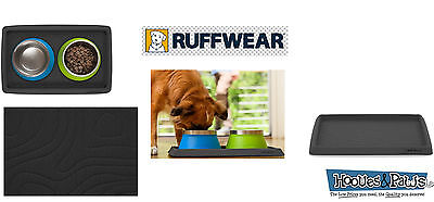 Ruffwear Gear Outdoor Basecamp Mat Adventure Dog Pet Food and Water Bowl