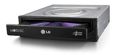 LG GH24NS intern Laufwerk Brenner für Computer PC SATA RAM /CD / DVD RW 24x