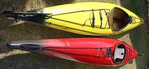 Rosco Tidemark XP Kayak Hendra Brisbane North East Preview