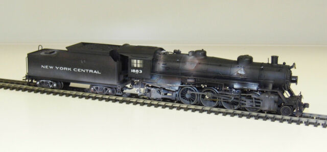 "Märklin 37978 H0 Dampflokomotive Reihe H 6 der NYC ""Light Mikado"" NEU-OVP (S)"