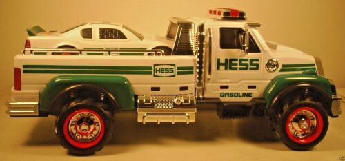 Hess 2011 Race Car & Carrier Truck Toy