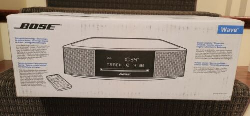 New Bose® Wave® Music System IV with CD Player & Touch Controls - Espresso Black