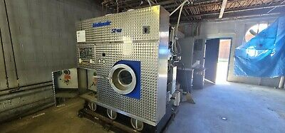 Multimatic Dry Cleaning Machine Used Sl40