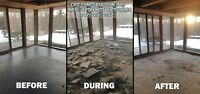 CRS Inc. Interior/Exterior DEMOLITION Services