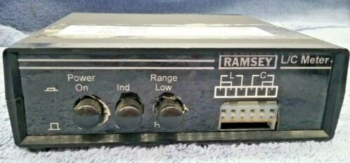 Model LC-1 Ramsey Electronics L/C METER Kit (assembled)