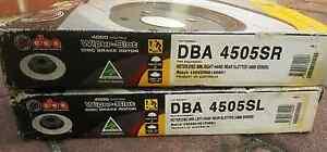 DBA 4000 Rear Rotors suit BA/BF Falcon Innaloo Stirling Area Preview