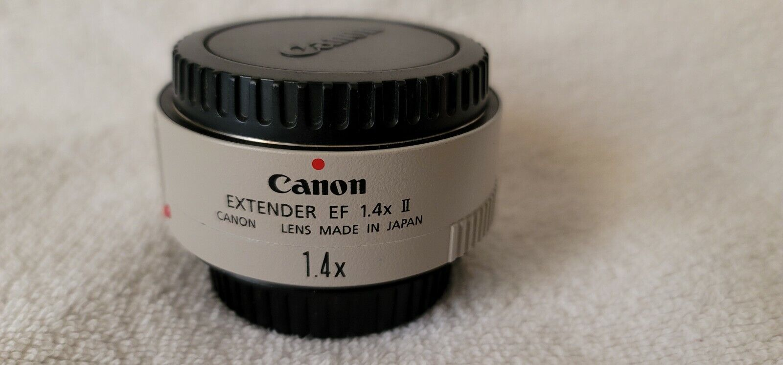 Nice Clean Canon EXTENDER EF 1.4X II Teleconveter For Canon  - $150.00