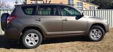 2012 Toyota Rav4 CV Auto 4x4 SUV Cooma Cooma-Monaro Area Preview
