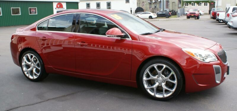 Image 4 Voiture American used Buick Regal 2015