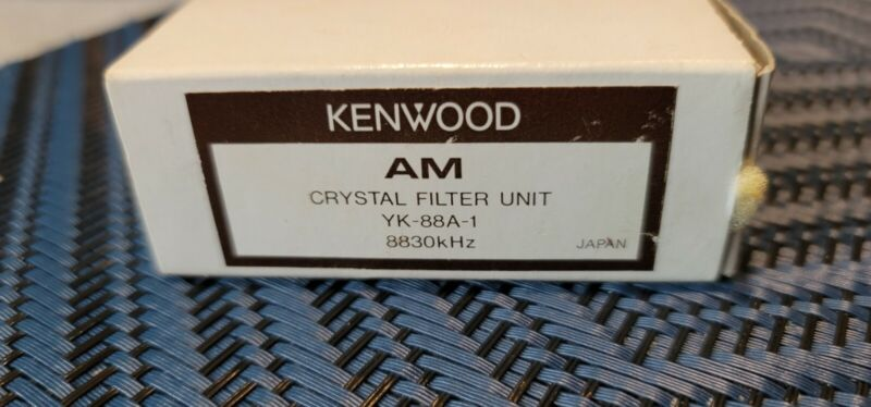 KENWOOD AM CRYSTAL FILTER YK 88A-1 FOR TS 930 940 950