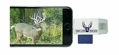 Trail Cam Tracker Trail Camera SD Card Reader for iPhone & Android – The