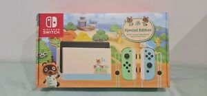 Nintendo Switch Animal Crossing: New Horizons Special Edition
