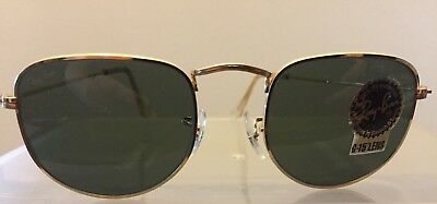 New Vintage B&L Ray Ban Classic Collection Style II Gold W0978 Aviator