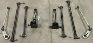 Skidoo ZX Chassis Front Suspension Parts