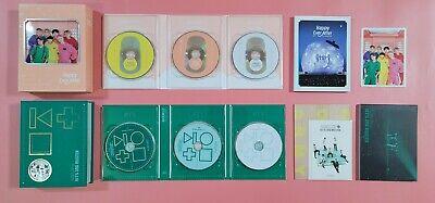 BTS DHL 3rd muster 4th muster dvd set photo book postcard No Photo card good