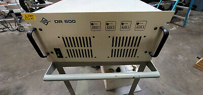 Aerotech Dr600 Axis Motion Controller W6 Month Warranty