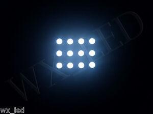 White-12-LED-DE3175-DE3022-194-168-Ba9-212-211-194-921-168-157-dome-map-light