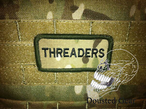 Multicam-MTP-Royal-Marines-THREADERS-Morale-Patch-Official-Dousted-Gear