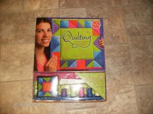 Quilting - Design and Make your own patchwork projects