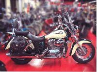 1999 Honda Shadow Classic
