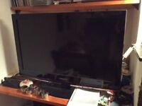 Samsung 32 Inch LCD TV, Freeview, USB media. Original Remote. All working. NO OFFERS