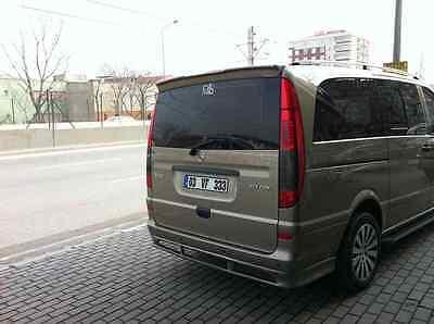 Flügel Verkleidungsscheibe Spoiler Dach- Mercedes Vito Viano W639 2003 A 2010