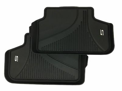 New Genuine BMW 5 G30 G31 LHD Interior Footwell All Weather Rear 2446336 OEM