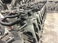 STAR TRAC NXT SPINNING - 21 spin bikes