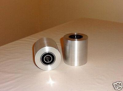 Knife Making Contact Wheel Set For Knife Sandergrinder.premium Abec-7 Bearings