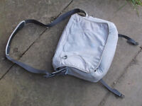 Karrimor Indie 18 litre professional Messanger Courier bag, documents, laptop, good condition