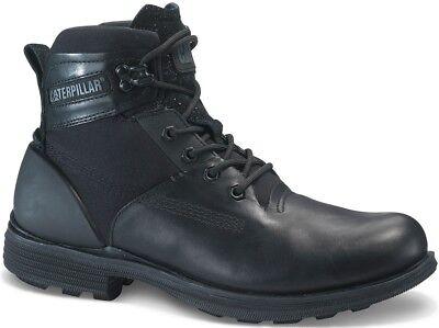 wähle spätestens New York zuverlässige Leistung Мужские туфли CAT CATERPILLAR Ramble20 P722981 Leder Sneaker Freizeit  Schuhe Boots Herren Neu