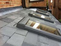 All types of roofing work covered, from timber to tiles