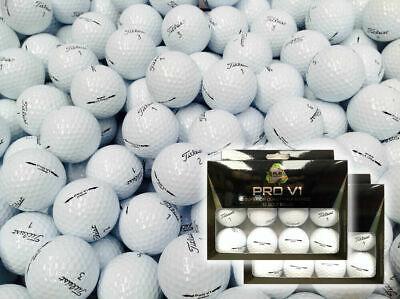 36 x TITLEIST Pro V1 (REFINISHED) GOLF BALLS PROV1 Pro V1s