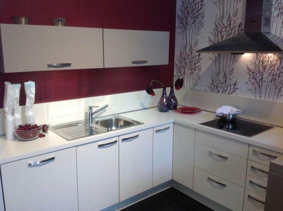 neue Einbauchküche L-Form Küchenzeile modern Küche NEU günstig 16