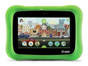 NEW LeapFrog Epic Academy Edition (English Version) Condtion: New, Some light scratches on screen