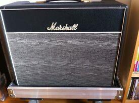 Marshall 1974x Valve Amp combo with flight case