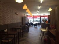 Coffee shop & cafe for sale