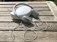 Bowers & Wilkins P3 on Ear Headphones (White)