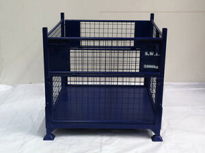 STILLAGE --HDC-Heavy Duty Steel Cage