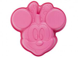 68213 Disney Mickey & Minnie Backform Kuchenform Silikon Rosa Groß