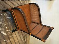 Indonesian rattan chair