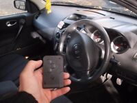 Replacement Renault Key Cards, Renault key cards supplied & programmed - Megane, Scenic, Laguna Clio