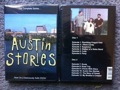 Austin Stories DVD full series all episodes