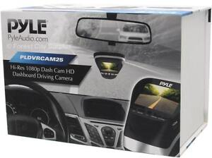 New - HD DASH CAM AUTOMATIC CAR CAMERA RECORDS VEHICLE IMPACT - A COOL PRODUCT TO MONITOR YOUR VEHICLE DAY OR NIGHT