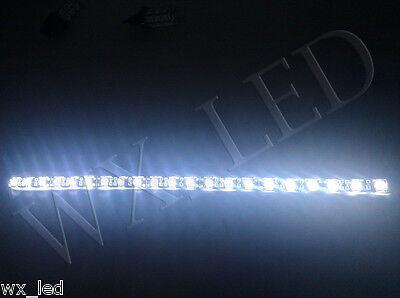 Universal 194 168 158 921 T10 T15 14'' 21 SMD 5050 Strip HID xenon  white 2pcs