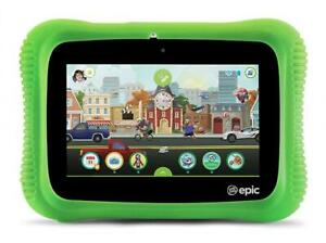 Used LeapFrog Epic Academy Edition (English Version) Condtion: Used, Some deep scratches on screen