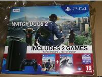 PS4 BRAND NEW (unopened)
