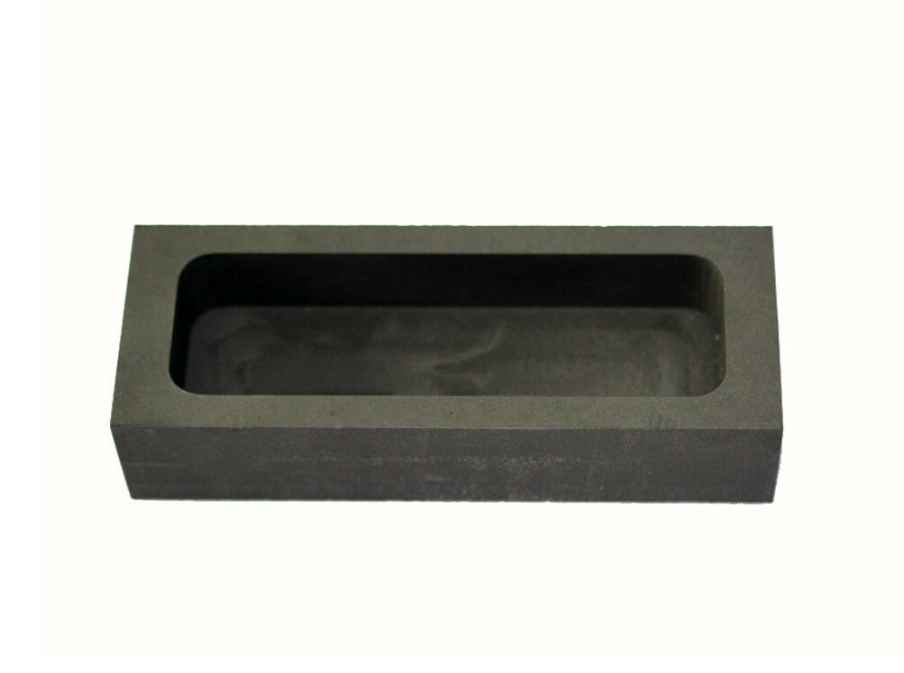Gold Silver Graphite Ingot Mold Mould Crucible For Melting C