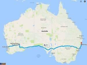Perth to East Coast roadtrip Perth Region Preview