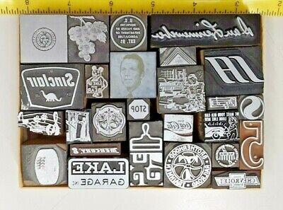 25 Printer Blocks Letterpress Printing Kelsey Vandercook